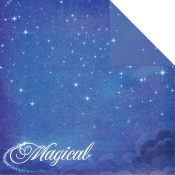Reminisce Magical Double-Sided Cardstock