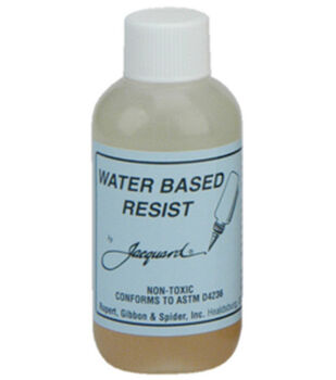 Jacquard Waterbased Resist-Clear 2.25oz-
