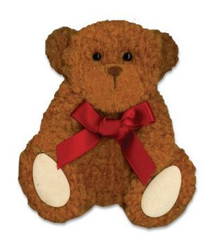 Jolee's By You Stickers-Teddy Bear
