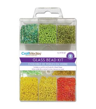Tropical -Glass Bead Kit