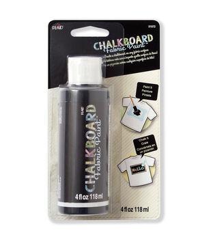 Chalkboard Fabric Paint 4Oz