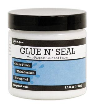 Ranger Matte Glue N' Seal 3.5 Oz