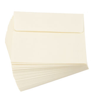 Core'dinations Envelopes:  A2 Ivory; 50 pack