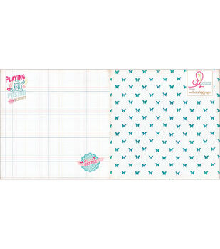Webster's Pages Sweet Routine Playing  & Posing Double-Sided Cardstock