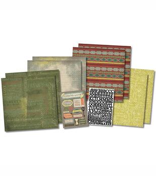 Karen Foster Scrapbook Page Kit In Remembrance