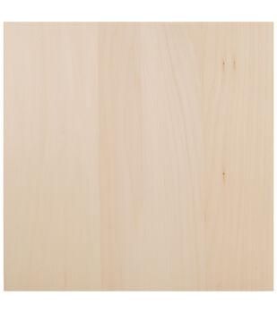 """Walnut Hollow Basswood Canvas 12""""X12"""""""