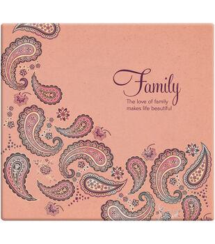 MBI 12''x12'' Postbound Album-Family