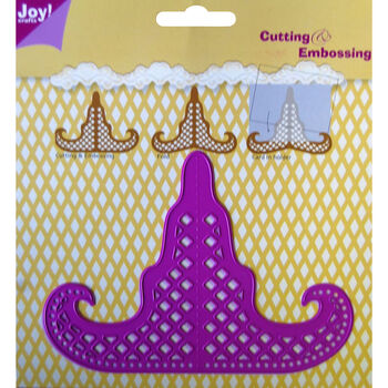 Joy! Crafts Cutting And Embossing Dies Elegant Card Stand