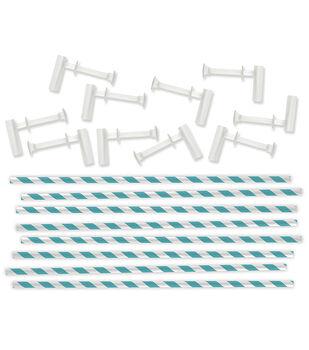 Pinwheel Attachments-Aqua