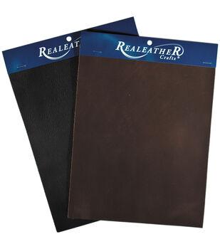 Realeather Crafts Triumph Trim Piece - Brown