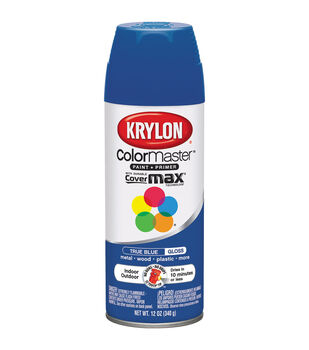 Krylon Interior/Exterior Paint Aerosol !