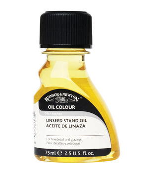 Winsor & Newton Linseed Stand Oil-75ml