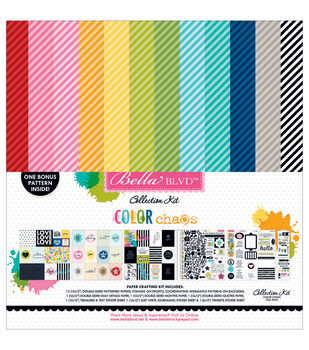 Bella Blvd Color Chaos Collection Kit