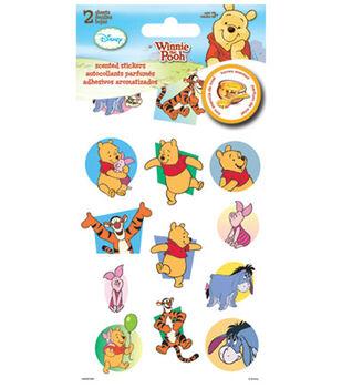 Winnie Pooh Dimensional Sticker