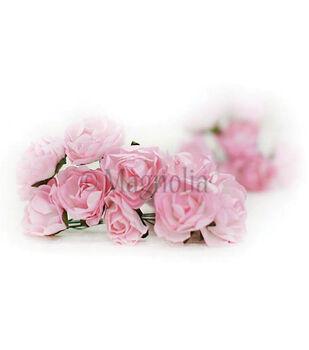 Shabby Chic Paper Roses 10/Pkg