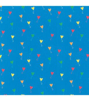 Disney 12''x12'' Paper-25PK/Mickey Balloons