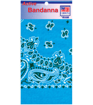 Paisley Bandana 100% Cotton