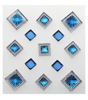 Pyramid Gem Sapphire