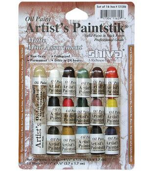 Matte Mini Paintstiks Assortment