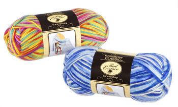 Purl Essence Rainbow Yarn