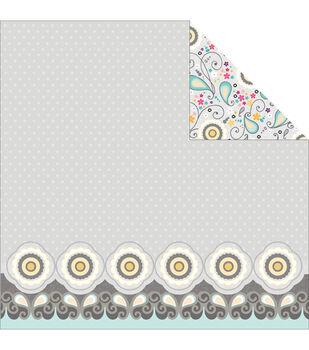 Adorn-It Rhapsody Bop Double-Sided Cardstock