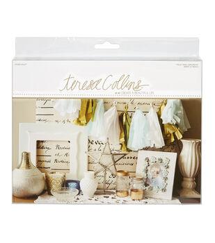 Teresa Collins Studio Gold Tassle Banner Kit