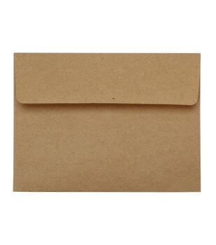 Core'dinations Envelopes:  6x9 Kraft; 25 pack