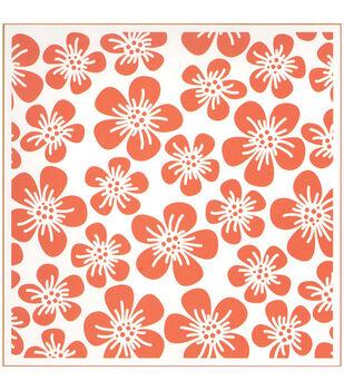 Marianne Design Flowers Embossing Folder