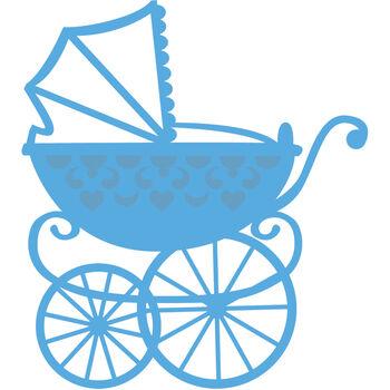 Marianne Designs Creatables Die Baby Carriage