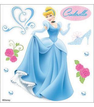 EK Success Disney Dimensional Sticker-Cinderella