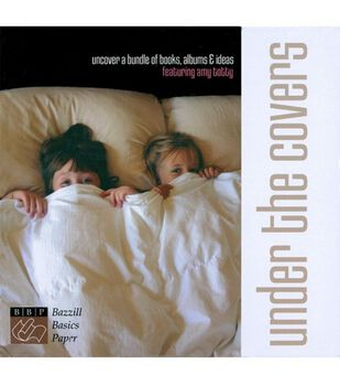 Bazzill Color Book-Under The Covers