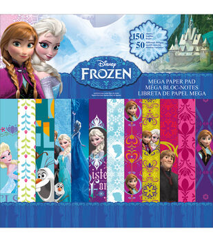 Trends International Disney Frozen Mega Paper Pad