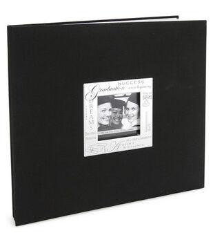 12''x12'' Expressions Postbound Album-Graduation