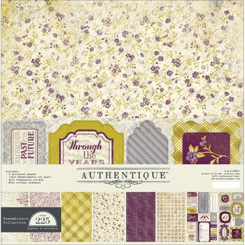 Authentique Remembrance Collection Kit
