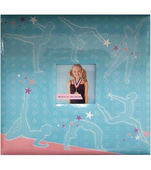 12 x12 Sport & Hobby Albums-Gymnastics