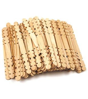 "Craft Skill Sticks-4.5"" 100/Pkg"