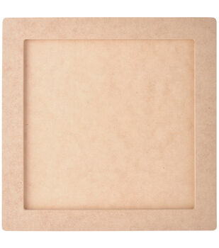"""Kaisercraft Beyond The Page MDF Square Frame-10""""X10"""""""