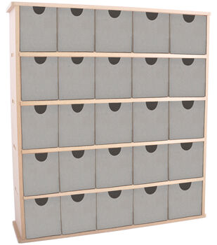 Kaisercraft Beyond The Page MDF Treasure Chest With 25 Chip Drawers