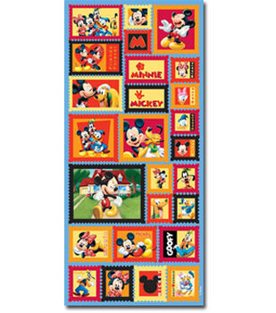 Mickey and More Stamp Stickers