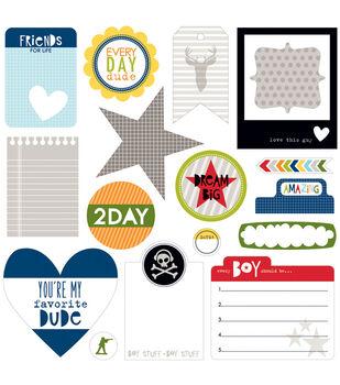 Max paper Pieces Cardstock Die-Cuts-