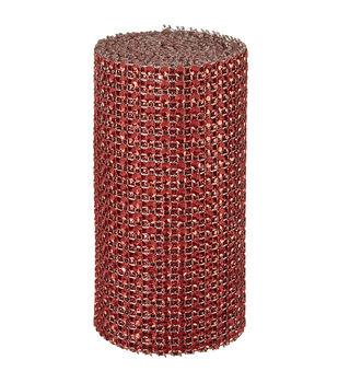 Diamond Wrap Red