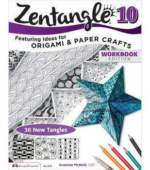 Zentangle 10 Expanded Workbook Edition