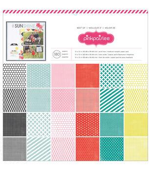Pink Paislee Best Of Pink Paislee Paper Pad