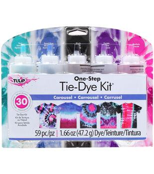 Tulip® One-Step Tie-Dye Kit Carousel