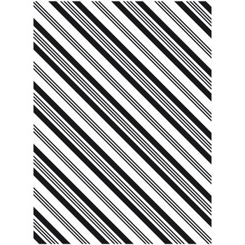 Darice Embossing Folder Stripe