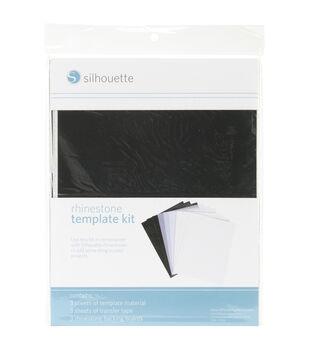 Silhouette Of America Rhinestone Template Material