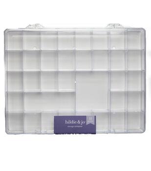 Darice Plastic Storage Box With 35 Compartment