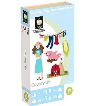 Cricut® Country Life Cartridge