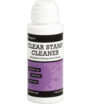 Ranger 2 oz. Inkssentials Clear Stamp Cleaner