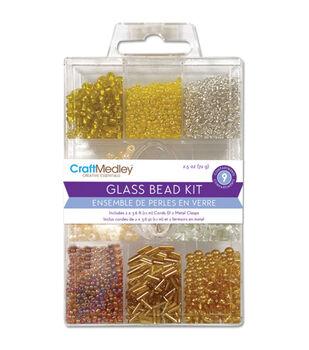 Jewel - Glass Bead Kit
